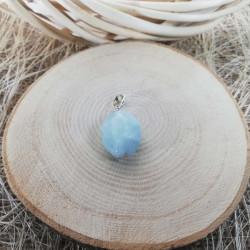 Aquamarine Tip Of Necklace