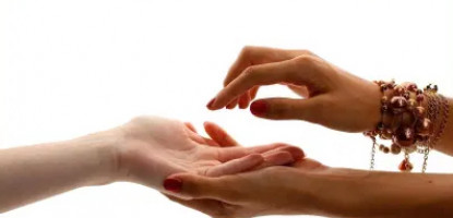 How to make a palmistry ?