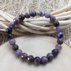 Charoite Stone Bracelet