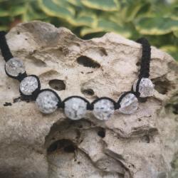 Najaf stone macrame bracelet